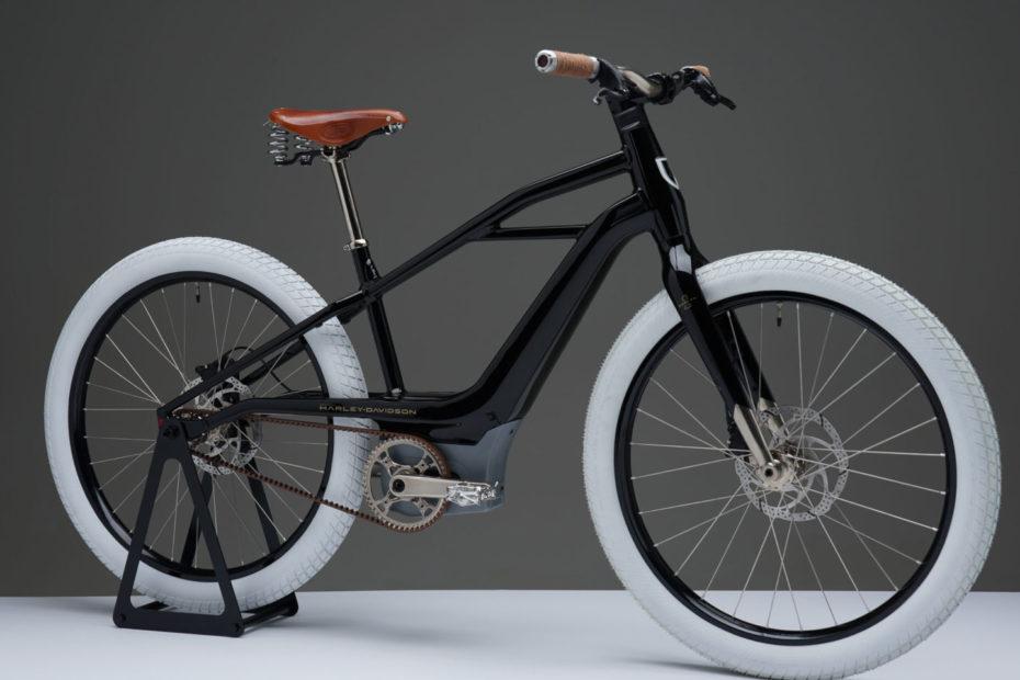 Lanzamiento de la Bicicleta eléctrica Harley-Davidson