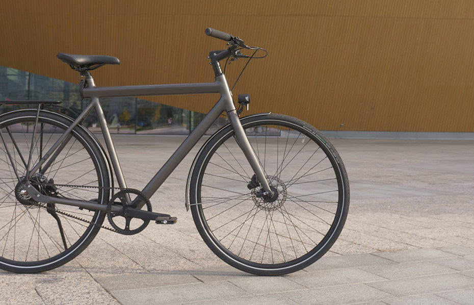Bicicleta eléctrica Equal