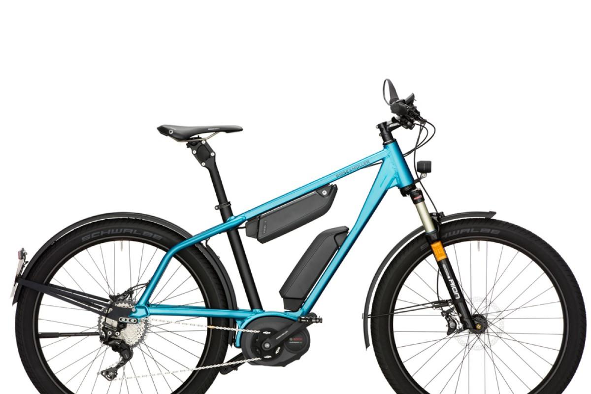 Doble batería en la bici eléctrica